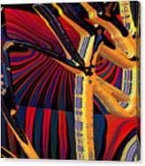 Kali-fa-callig10x11m8 Canvas Print