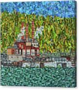 Kanawha River Canvas Print