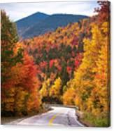Kancamagus Highway Canvas Print