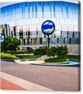 Kansas City Sprint Center Canvas Print