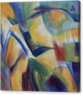 Kansas Jazz Canvas Print