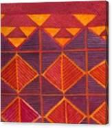 Kapa Patterns 6 Canvas Print