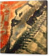 Karen - Tile Canvas Print