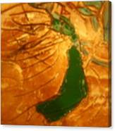 Karibuni - Tile Canvas Print