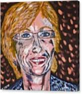 Karin Canvas Print