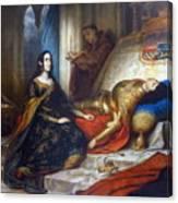 Karl Von Steuben Canvas Print
