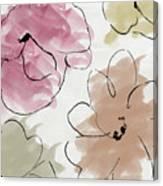 Kasumi II Canvas Print