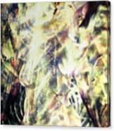 Kat Glows Canvas Print