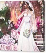 Kate The Princess Bride Canvas Print