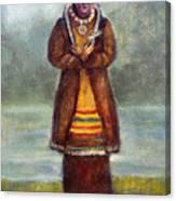 Kateri Tekakwitha Canvas Print