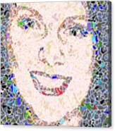 Kath Canvas Print