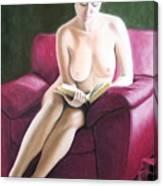 Kathryns Pasttime Canvas Print