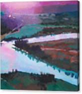 Katka Overlook Canvas Print