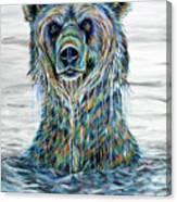 Katmai Canvas Print