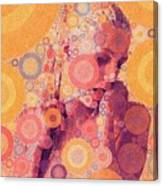 Katya (strange Brew) Canvas Print