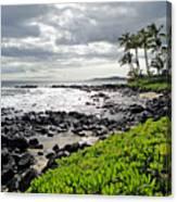 Kauai Afternoon Canvas Print
