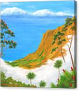 Kauai Hawaii Canvas Print
