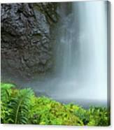 Kauai Inland Falls Canvas Print