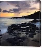 Kauai Storm Passing Canvas Print