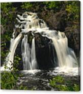 Kawishiwi Falls Canvas Print