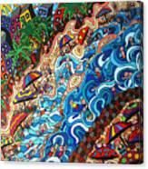 KE1 Canvas Print
