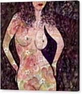 Keanna Canvas Print