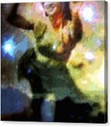 Ke'e Hula Uhane Canvas Print