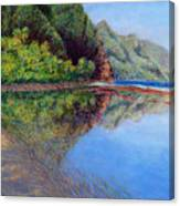 Ke'e Morning Canvas Print