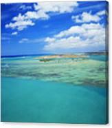 Keehi Lagoon Canvas Print