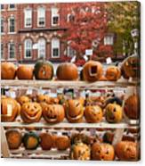 Keene Pumpkin Festival Canvas Print