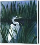 Keep Of The Pond I Canvas Print