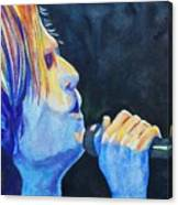 Keith Urban In Concert Canvas Print