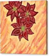 Kelli Canvas Print