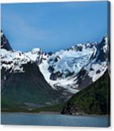 Kenai Fjords National Park Alaska Canvas Print