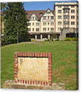 Kenilworth Inn Canvas Print