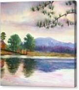 Kennesaw Mt. Canvas Print