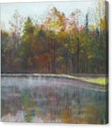 Kennison Pond  Canvas Print