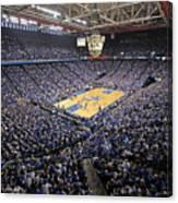 Kentucky Wildcats Rupp Arena Canvas Print