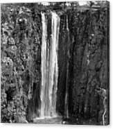 Kenya: Thomsons Falls Canvas Print