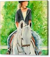 Kenzie Canvas Print