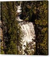 Kepler Cascades Canvas Print