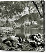 Kern River Park Canvas Print