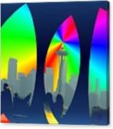 Kerry Needle 3 Canvas Print