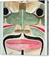 Ketchikan Native Canvas Print