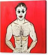 Kewpiestacked Canvas Print
