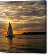 Key West Canvas Print