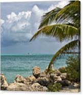 Key West Paradise 4 Canvas Print