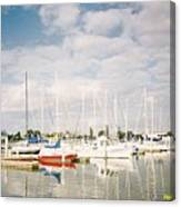 Key West Porting Canvas Print