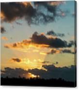 Key West Sunrise 44 Canvas Print