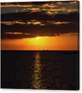 Key West Sunset 29 Canvas Print